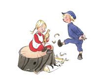 Emil och Ida i snickerboa
