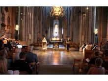 Dialogpredikan i domkyrkan