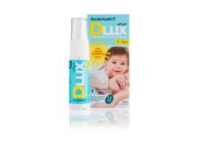 DLUX INFANT D-VITAMINSPRAY