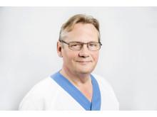 Johannes Gudmundsson, överläkare på kvinnokliniken (Reproduktionscentrum)