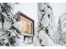 Arctic TreeHouse Hotel in Rovaniemi