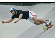 VM i Slalomskateboard avgörs i Båstad i augusti 2020