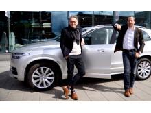 Destination Jönköping samarbetar med Volvo Cars.