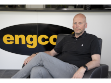 Krister Blomgren, VD engcon Group