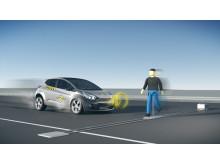 Euro NCAP Pedestrian AEB