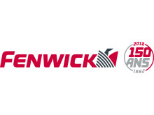 High res image - Cox Powertrain - Fenwick logo