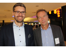 Ole Aksel Sivertsen og Trond Åsheim