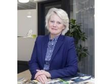 Helena Fremle, tillträdande marknadsområdeschef, Riksbyggen