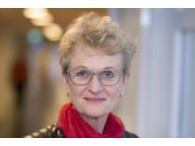 Lantmäteriets generaldirektör Susanne Ås Sivborg