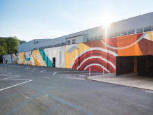 Urban Art im Parkhaus