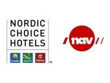 Nordic Choice Hotels og NAV i samarbeidsprosjekt.