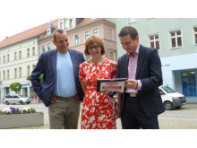 Hotspoteröffnung in Aschersleben