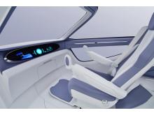 Toyota Concept-i RIDE interiör