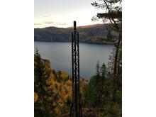 Geofonbasert system i Telemark