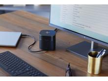 Office Setup with EliteBook, Thunderbolt Dock, EliteDisplay 2