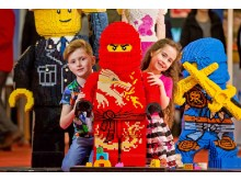 Build your own family break at Legoland® Windsor Resort