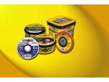 Flexovit 60 år - Produkter