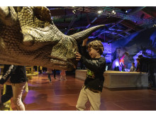 Dinosaurs The Exhibition_Premiär3