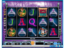 Diamond Queen slot at Vera&John
