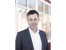 Benny Karlsson, marknadschef på KVD