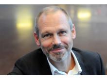 Porträtt på Kenneth Wall, kommunikationschef på Södertörns högskola