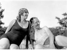 Le Corbusier  og Yvonne Gallis