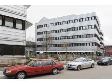 Här byggs Elektronikcentrum i Halmstad (ECH).
