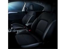 Ergonomie-Sitz  des Ford Focus