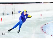 Ann-Marie Lindqvist, WUC skridskor 2018
