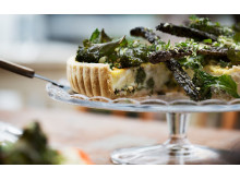 Grönkål- och fetaostpaj till restaurang och storhushåll