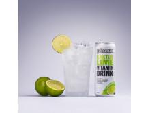 Vitamin Drink Kaktus-Lime 330ml