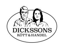 Dickssons Kött & Handel logotype