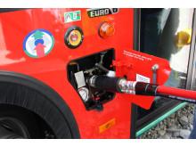 Miljøvennlig buss.