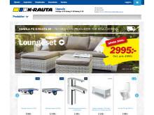 K-rauta.se ny design