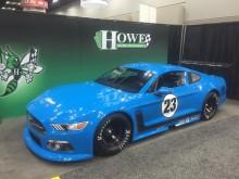 Ford Mustang GT 2016 för V8 Thunder Cars