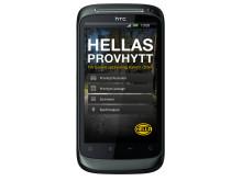 Hella extraljus app för Android