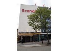 Scandic Europas nya entré invigd 10/10-2014