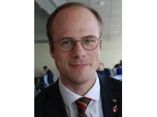 Andreas Tolf, ST-läkare i neurologi, Akademiska sjukhuset