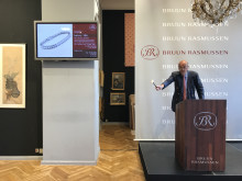 Jesper Bruun Rasmussen sælger Harry Winstons diamantarmbånd for 510.000 kr.
