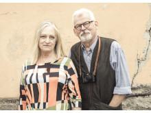 Doris Dahlin och Per-Erik Åström