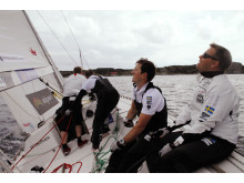 Berntsson Team blir Stena Sailing Team
