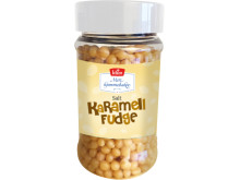 Idun Mors hjemmebakte salt karamellfudge
