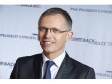Carlos Tavares koncernchef PSA Peugeot Citroën