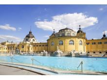 Széchenyin kylpylä, Budapest, Unkari