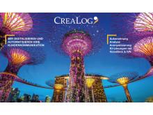 CreaLog auf der CCW 2020