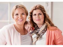 Målade hem – Anja, Filippa och Caparol Färg i inspirerande samarbete (1)