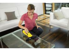 Kärcher vindusvasker WV 2 Plus Rengjøring Glassbord