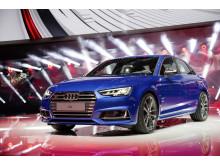 Audi S4 på Audis stand på Frankfurt International Motor Show 2015