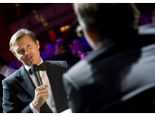 SportsAid alumnus Roger Black at the SportsBall in 2009