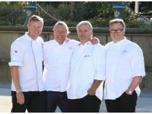 Guide Michelinbelönade kockar gästar Hotel Salzburger Hof